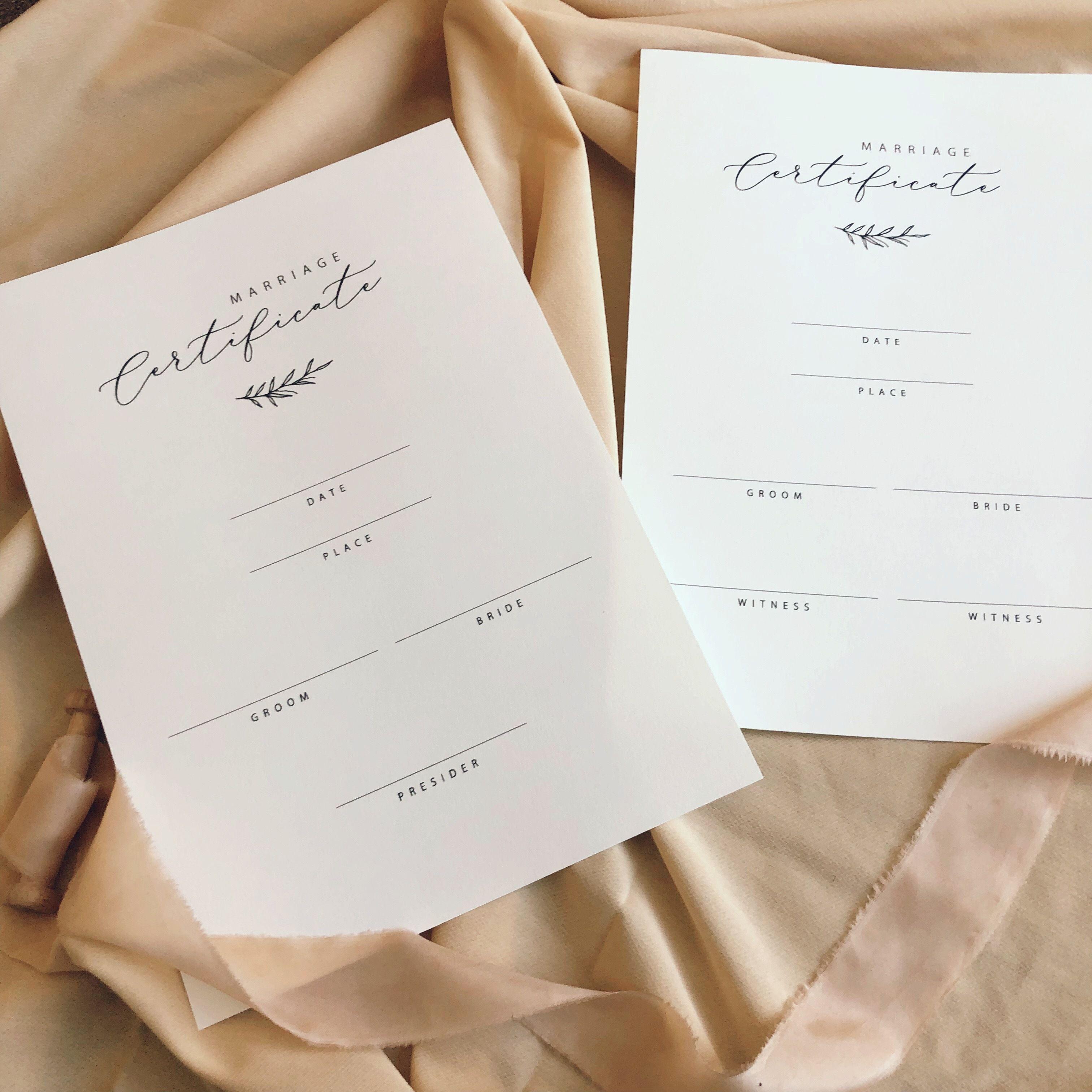 結婚証明書#6