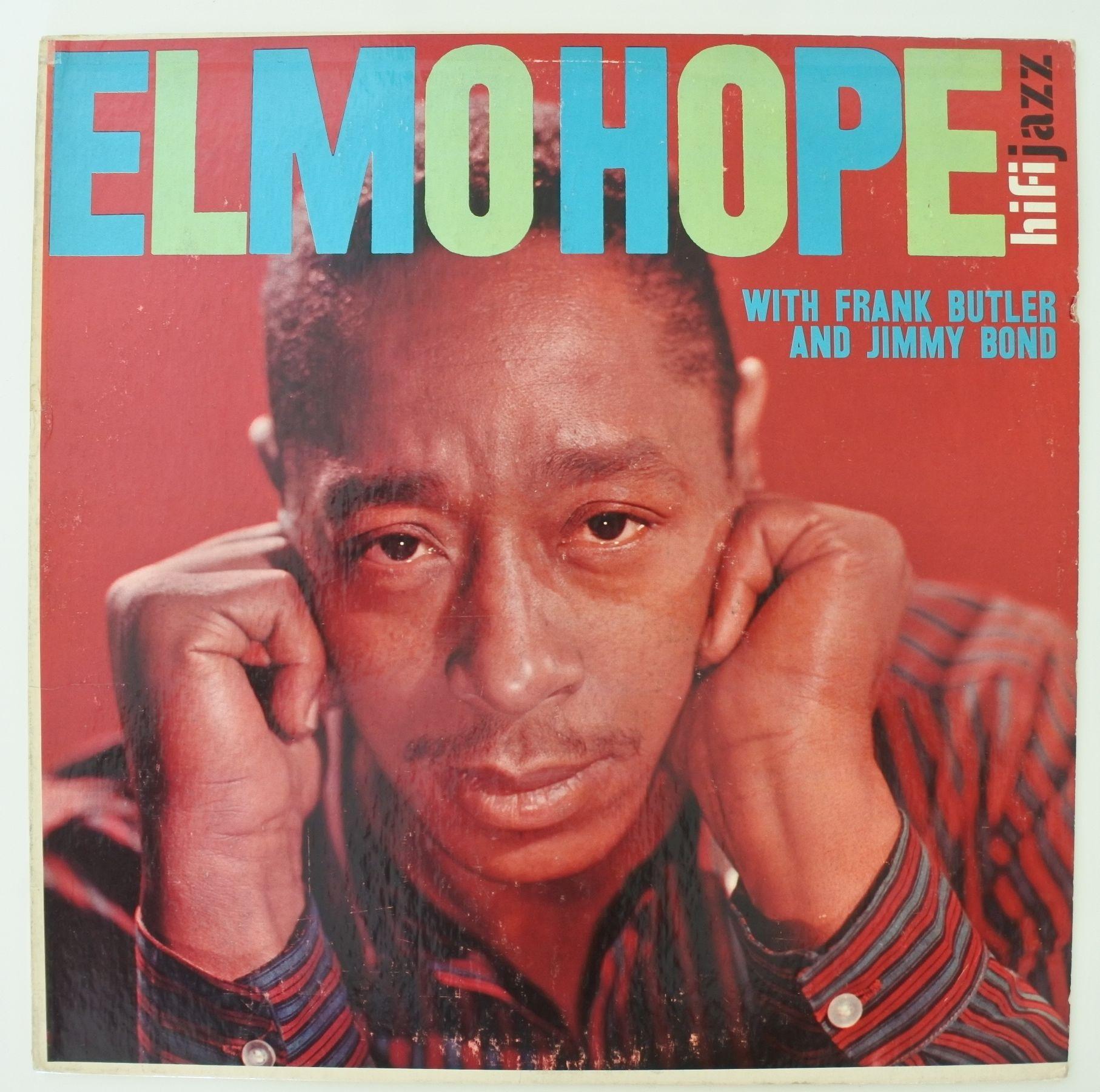 Elmo Hope  ?- With Frank Butler And Jimmy Bond (HiFi Jazz ?- J 616 ) mono