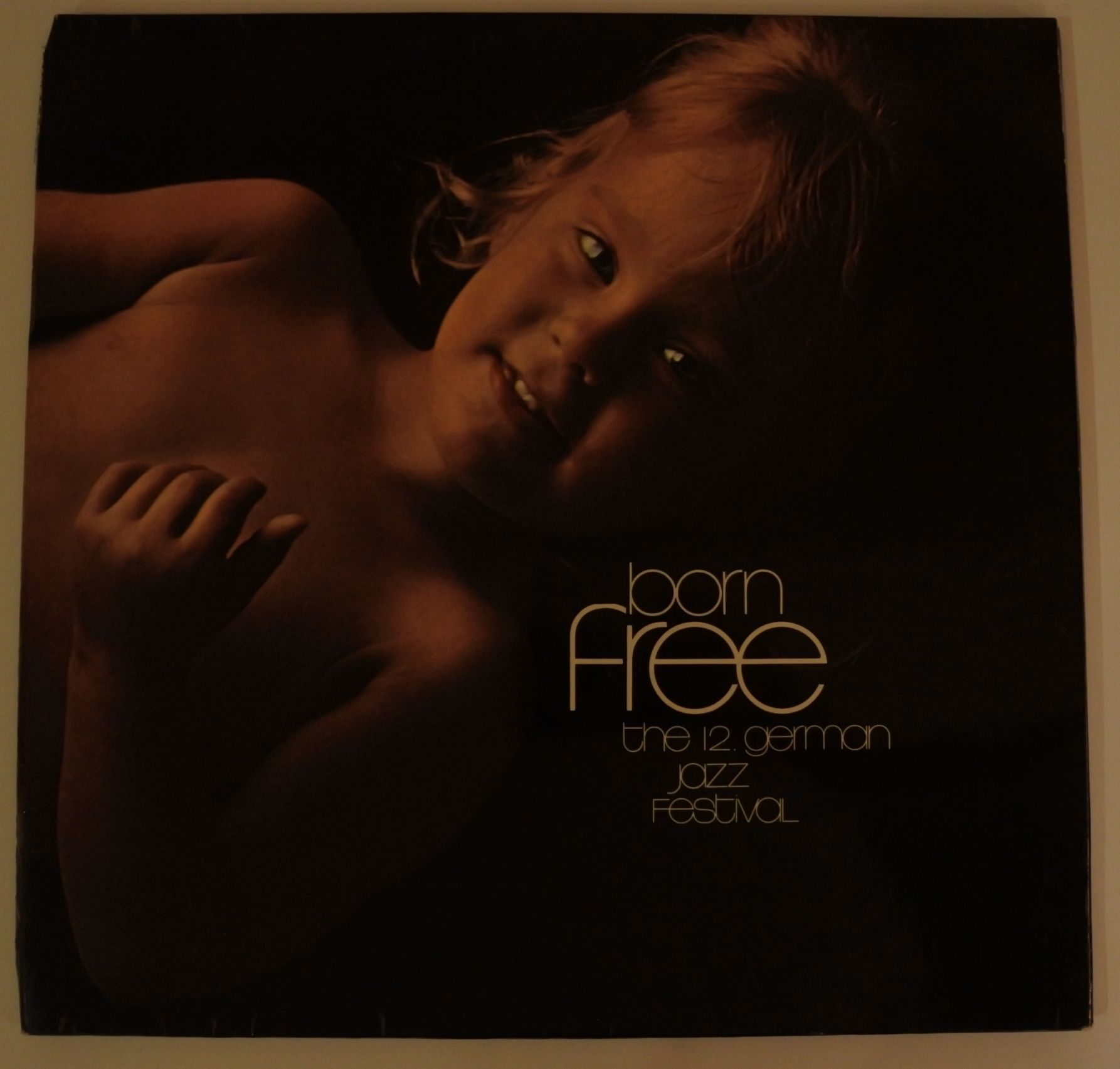 Born Free: The 12. German Jazz Festival(Scout ?- ScS11  3枚組)stereo