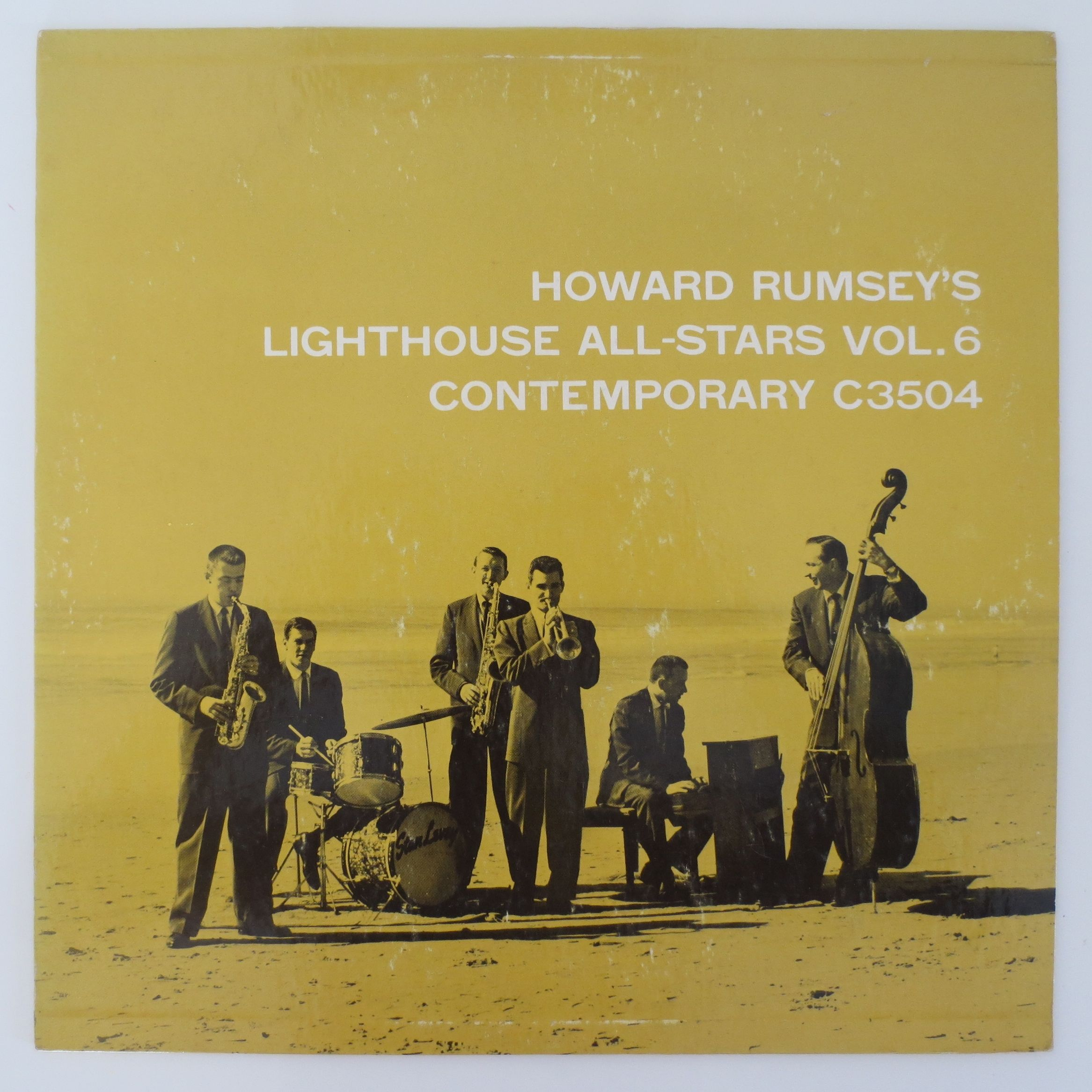 Howard Rumsey's Lighthouse All-Stars ?- Vol. 6(Contemporary Records ?- C 3504)mono