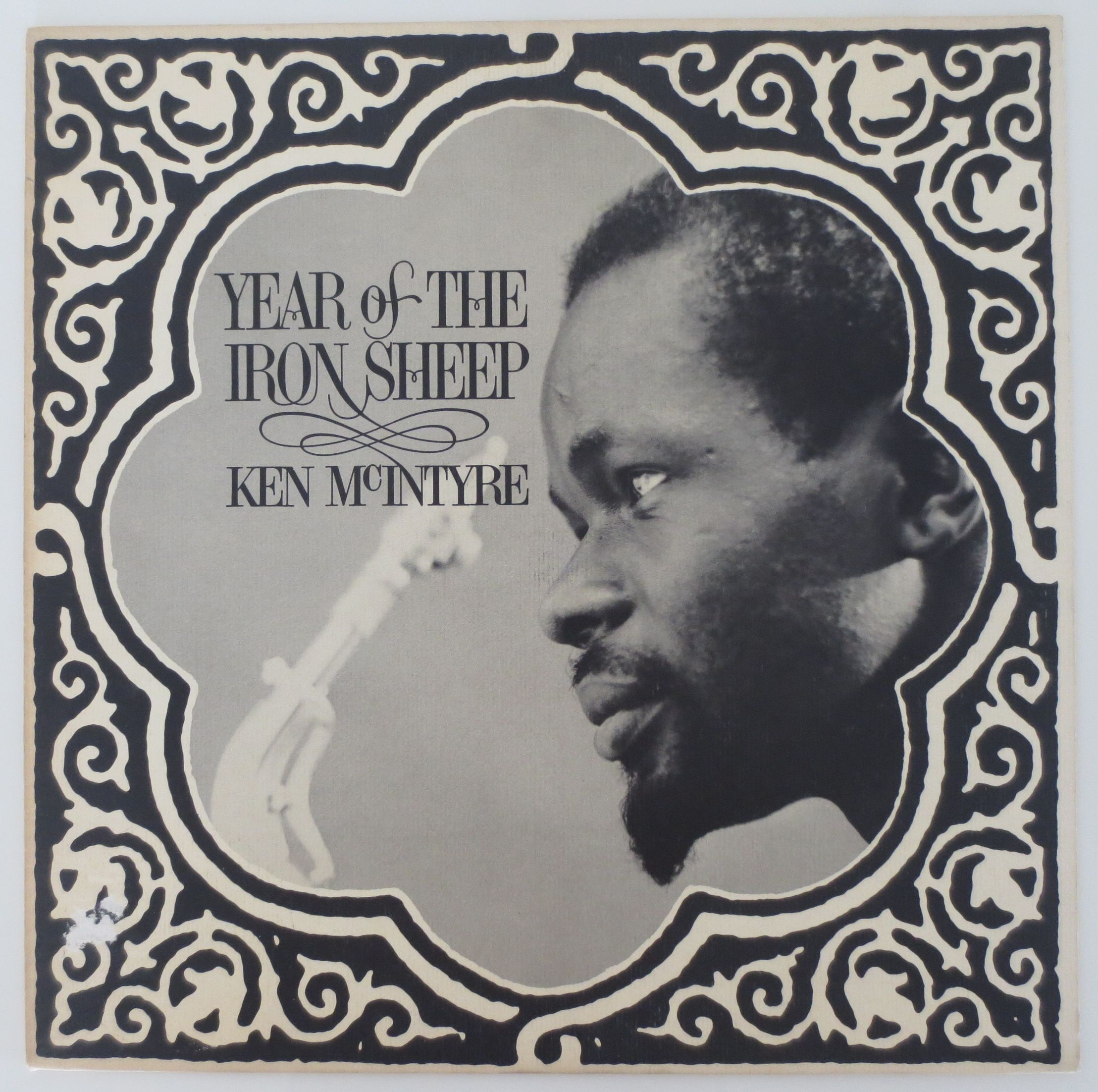 Ken McIntyre ?- Year Of The Iron Sheep (United Artists Records ?- UAJS 15015) stereo