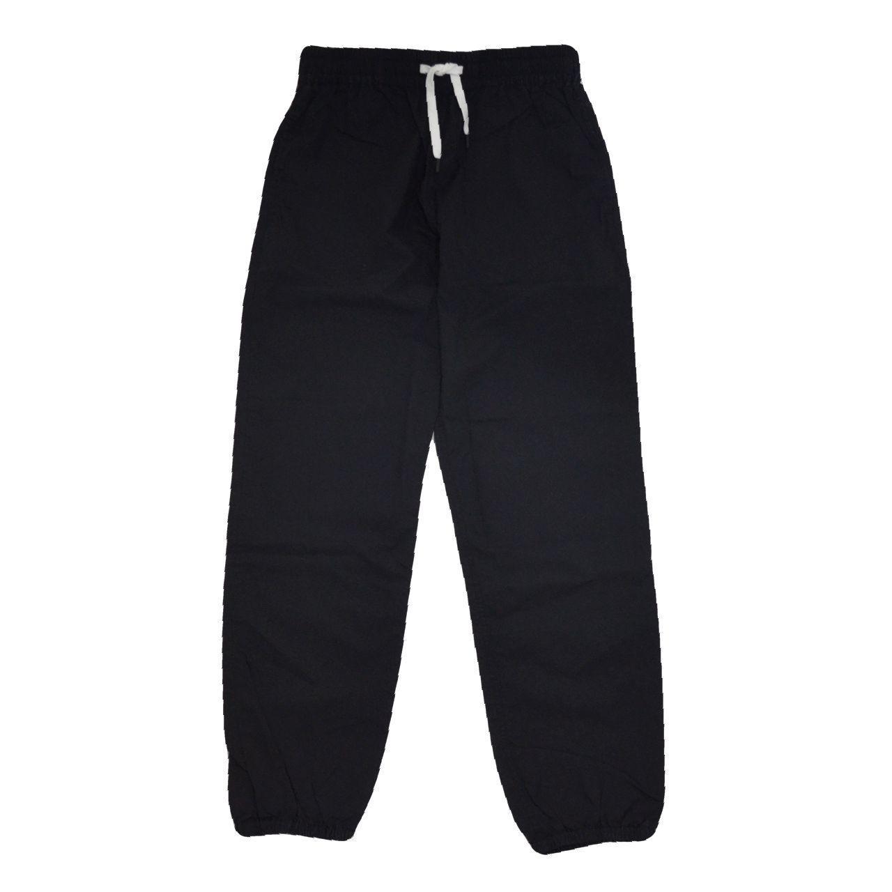 THE QUIET LIFE JOGGER PANTS (BEACH) BLACK
