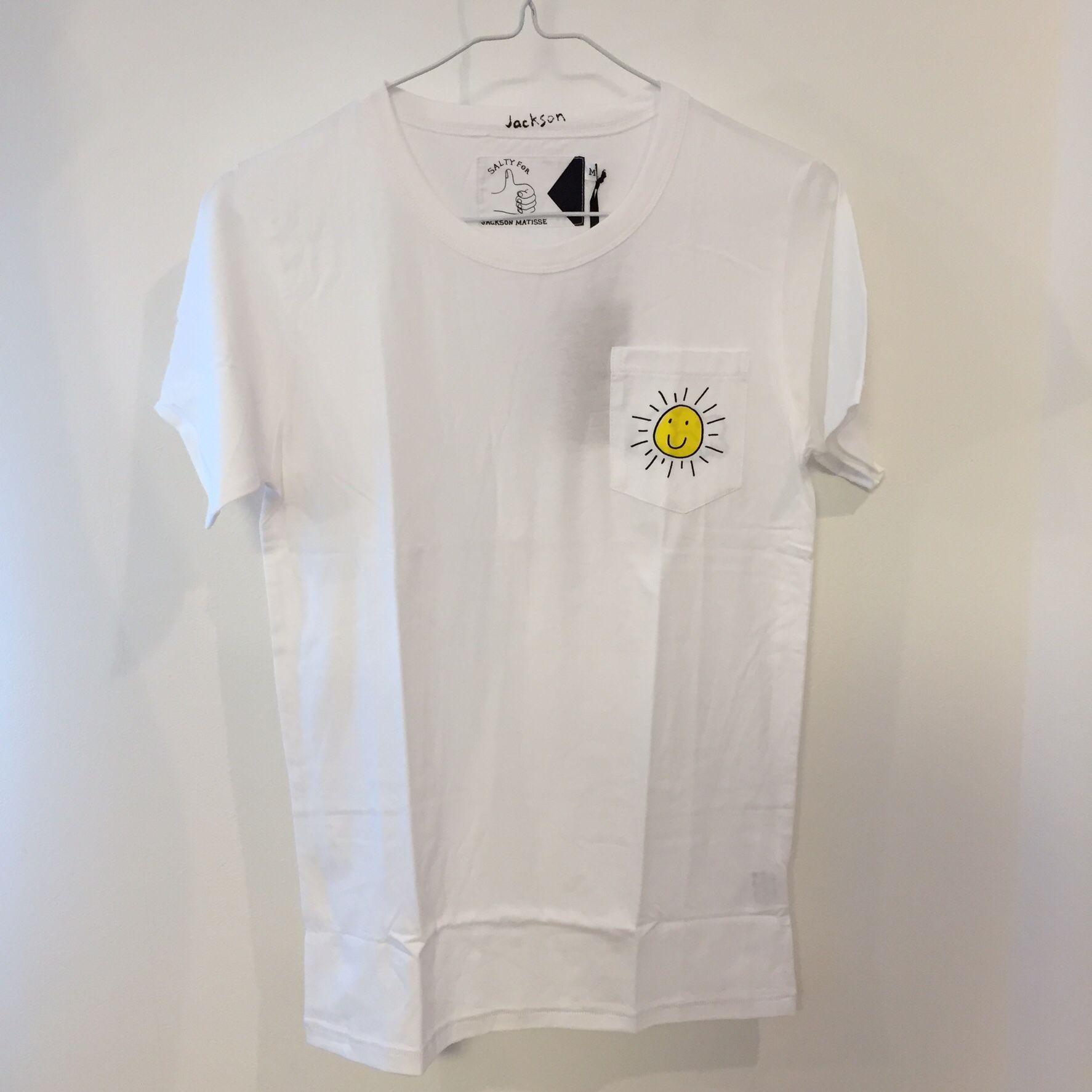 ソルティーズ×ジャクソンマティス/Salty's×JacksonMatisse Reversible Weather Pocket Tee コラボTシャツ