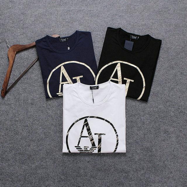 アルマーニ新入荷 ArmaniTシャツ カジュアル夏 人気半袖