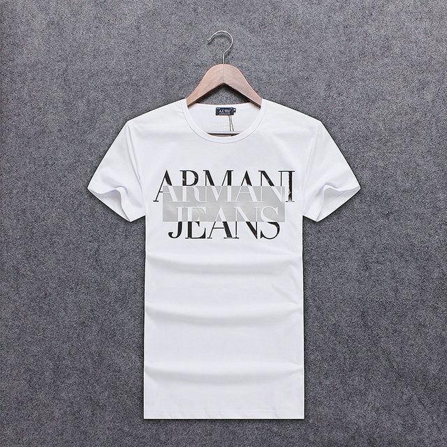 アルマーニTシャツ 人気半袖 ARMANI半袖 送料無料