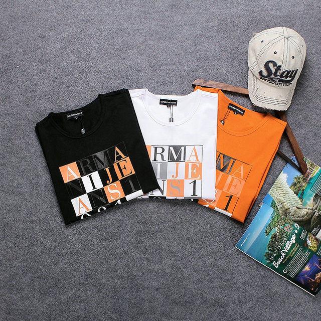 アルマーニ新入荷 人気Tシャツ 3色 Armani半袖
