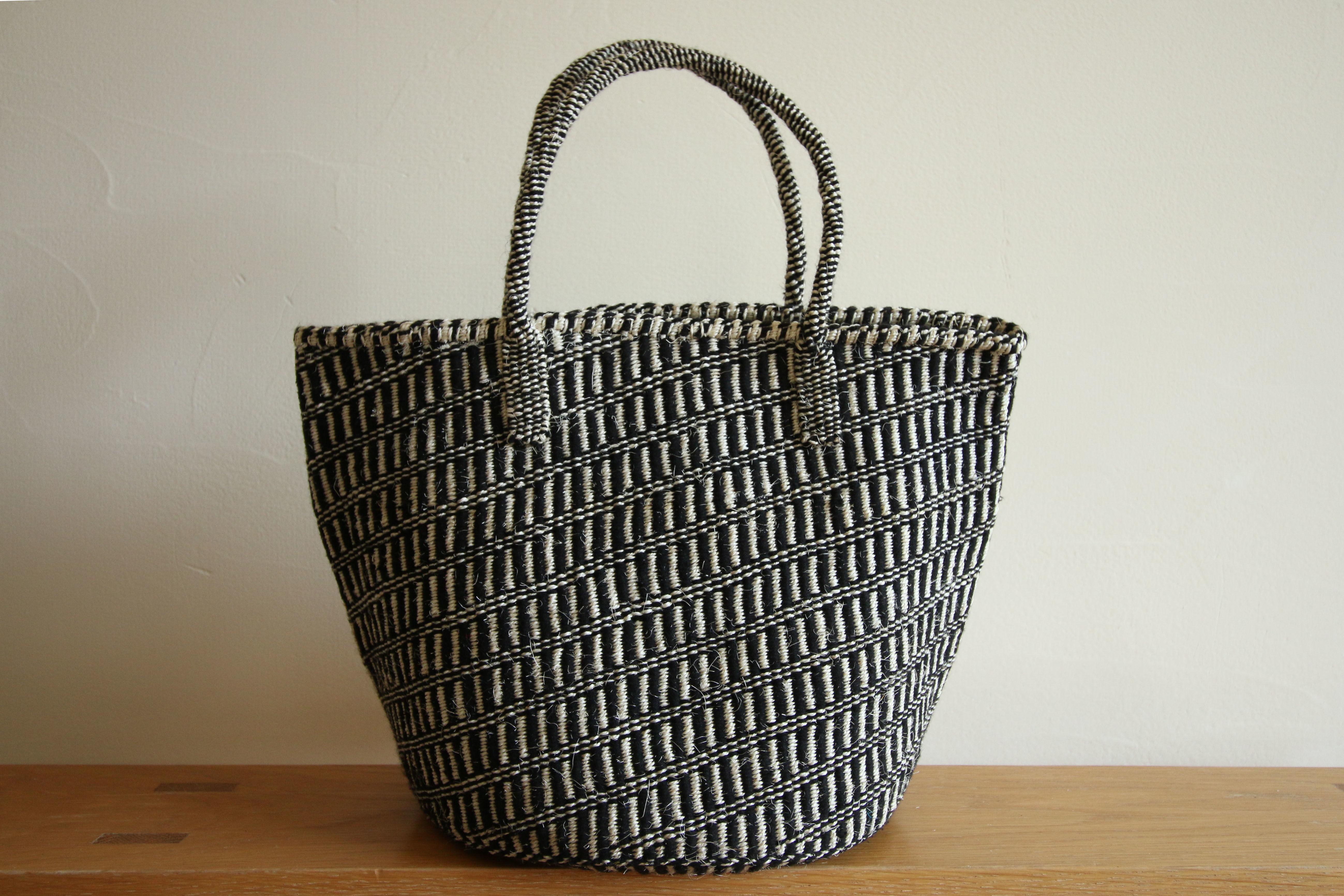 Sisal Bag / Black