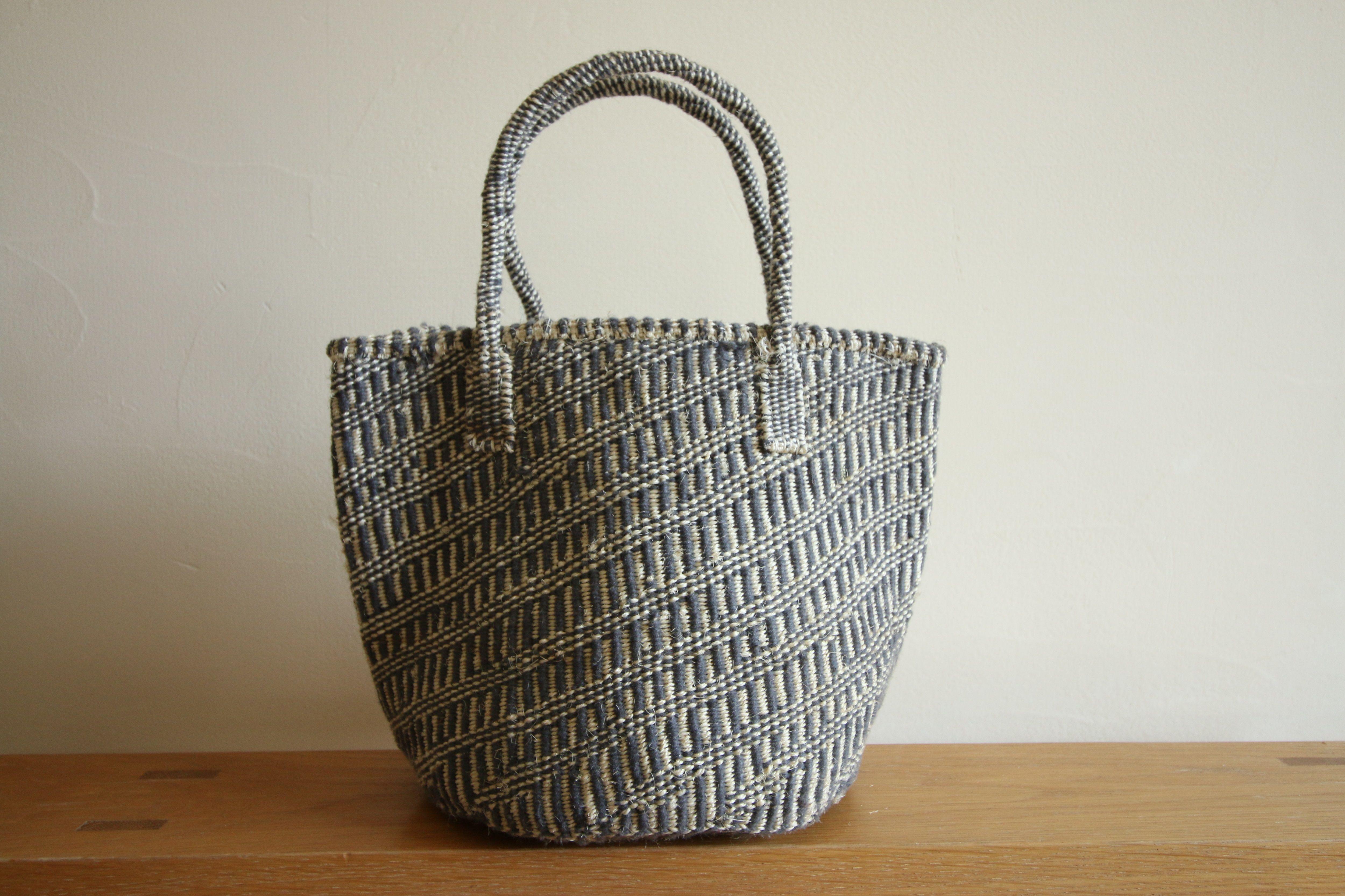 Sisal Bag / Gray