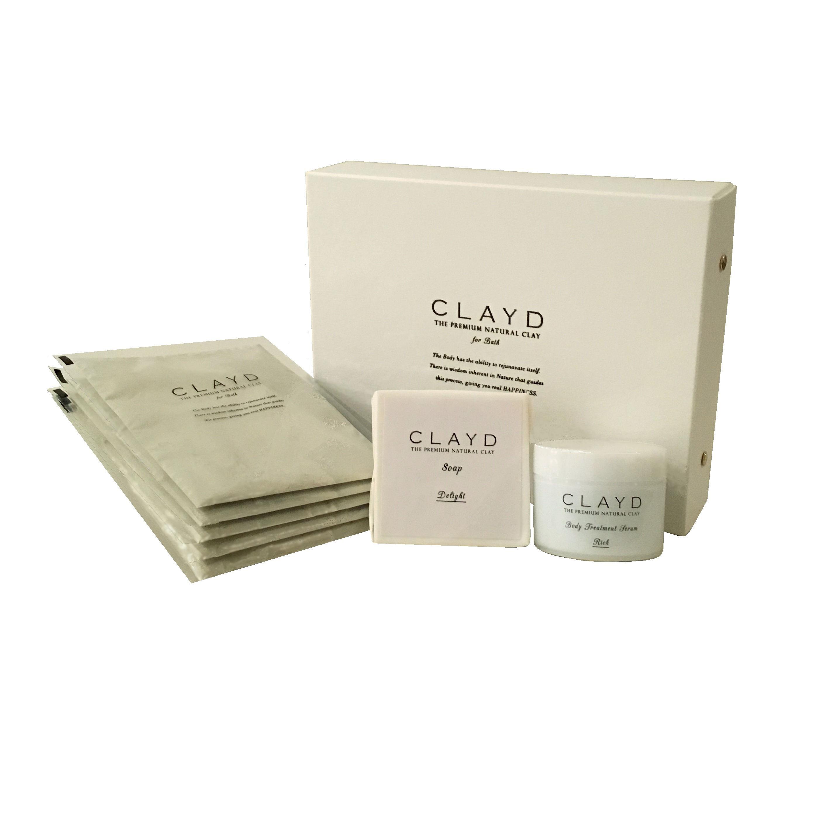 CLAYD  TRAVEL&TRIAL     クレイド  トラベル&トライアル