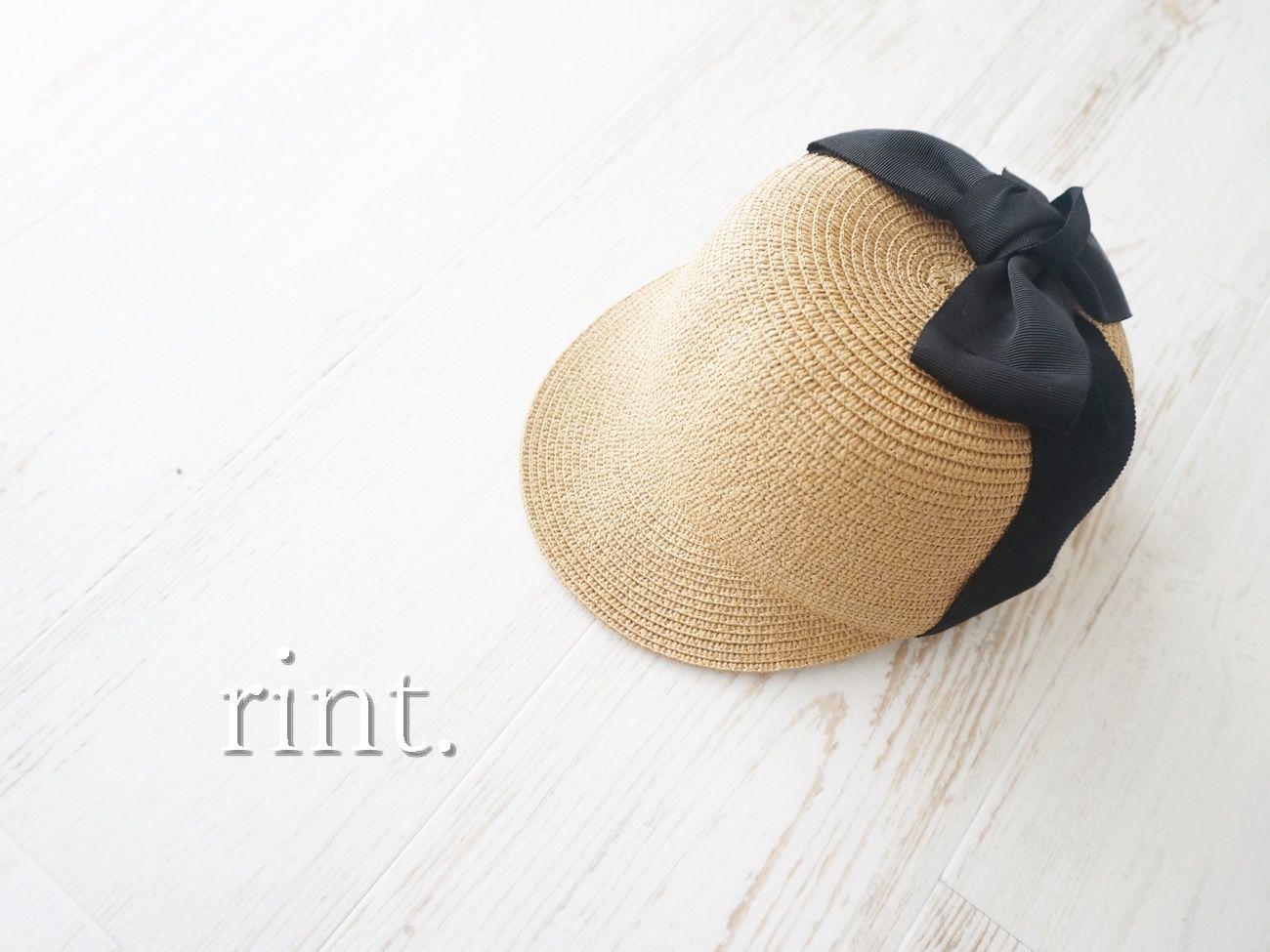 *最新作*KINO KIDS ribbonペーパーマリンハット《51㎝》