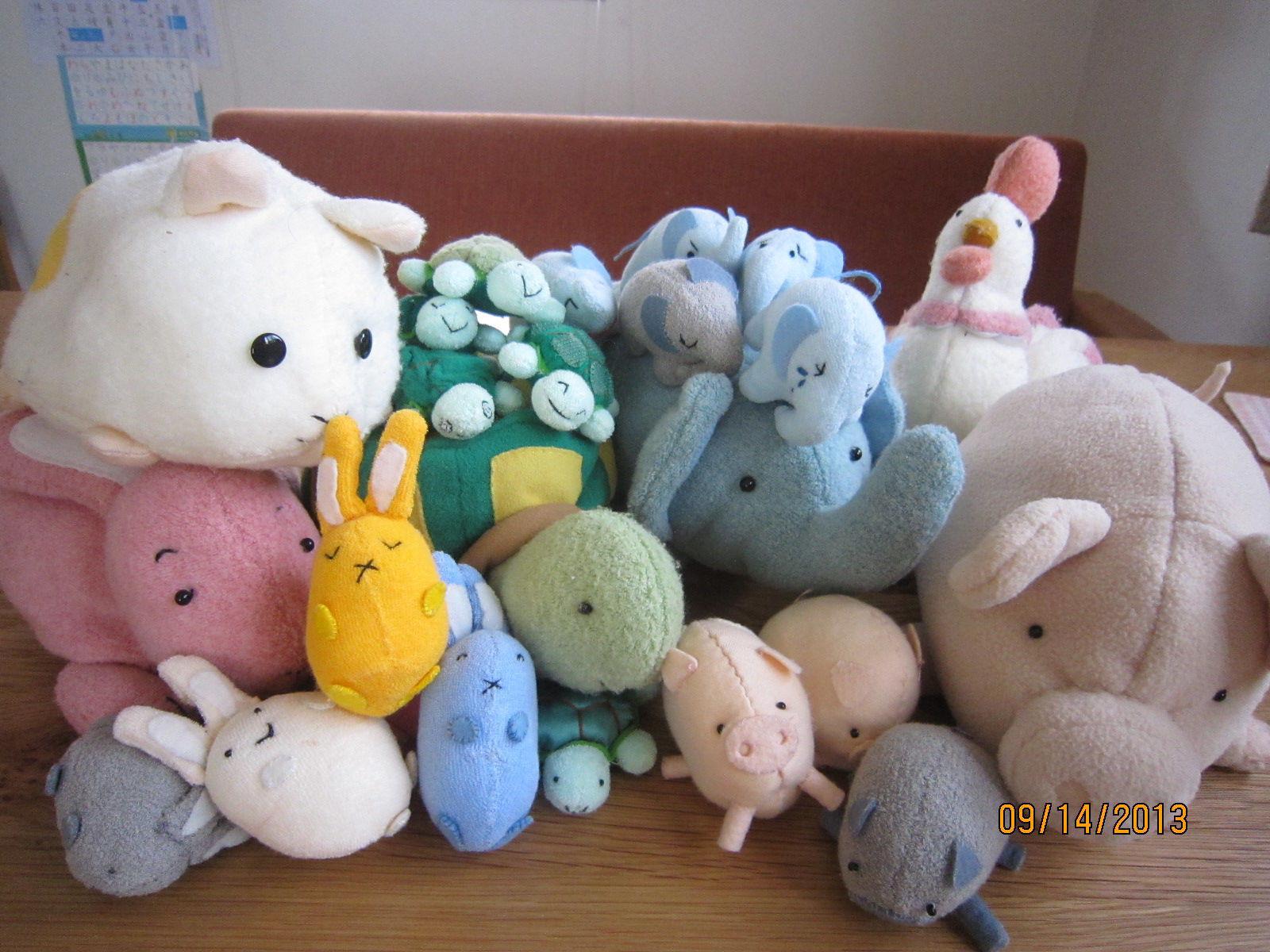 知育玩具 かわいい動物たちで遊ぼう!