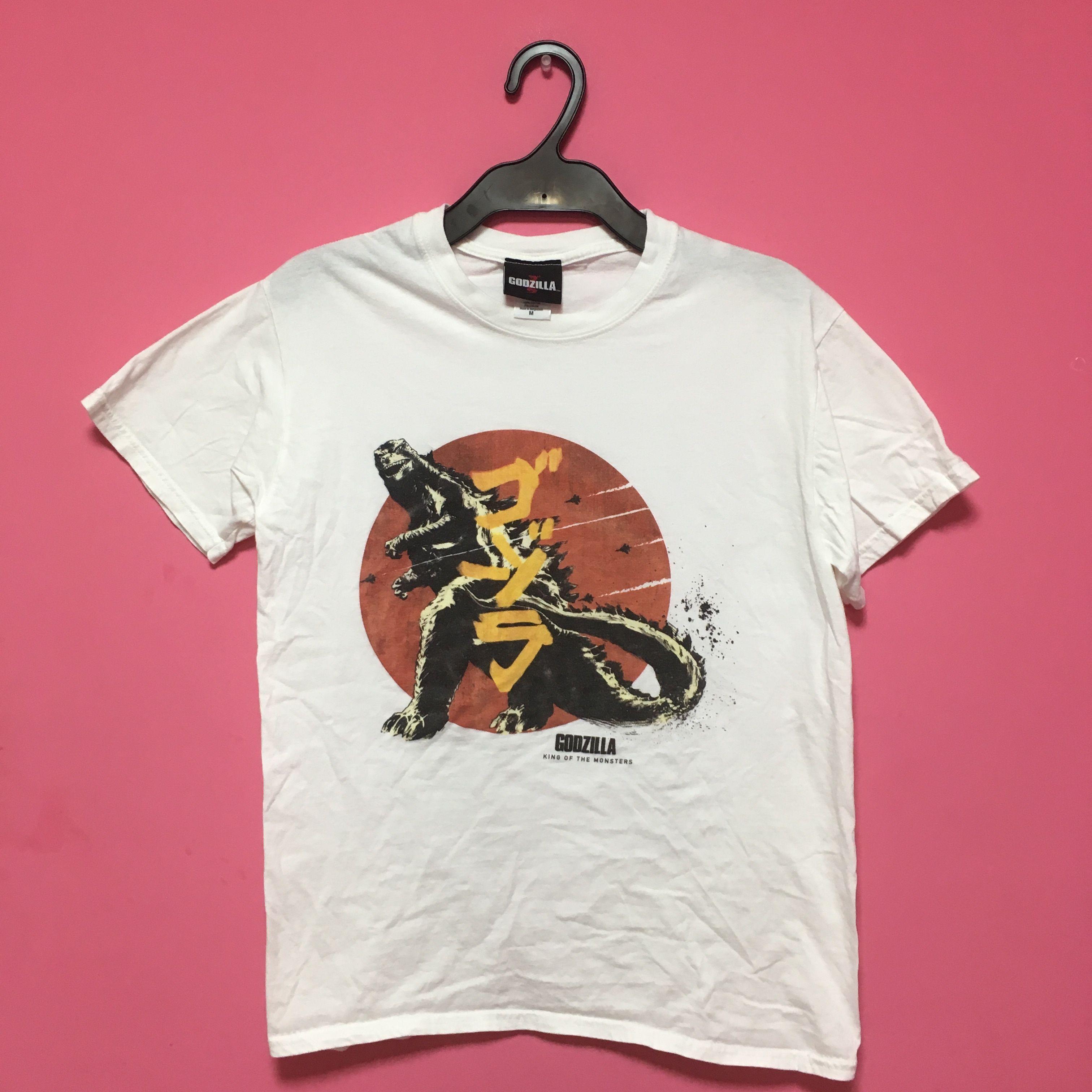 ゴジラ Tシャツ