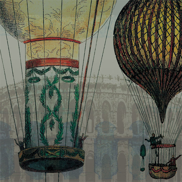 ストール&マルチクロス/Baloon/S:120×120cm
