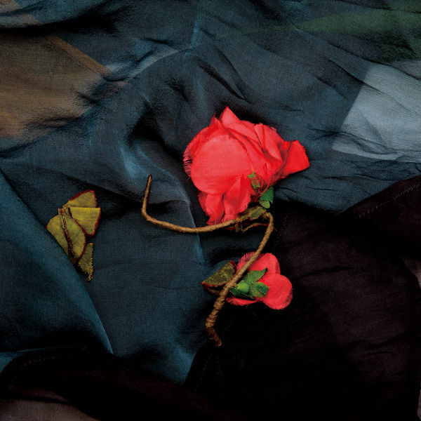 ストール&マルチクロス/Fake Flowers/S:120×120cm