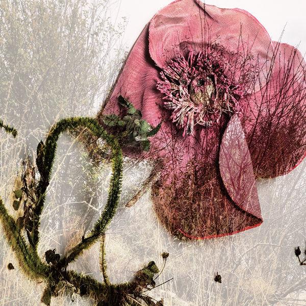 【ご予約商品】マルチクロス/Fake Flowers Pink/L:140×240cm