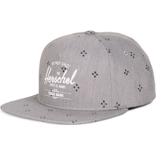 Herschel SUPPLY CO. ハーシェル サプライ WHALER SNAP BACK CAP