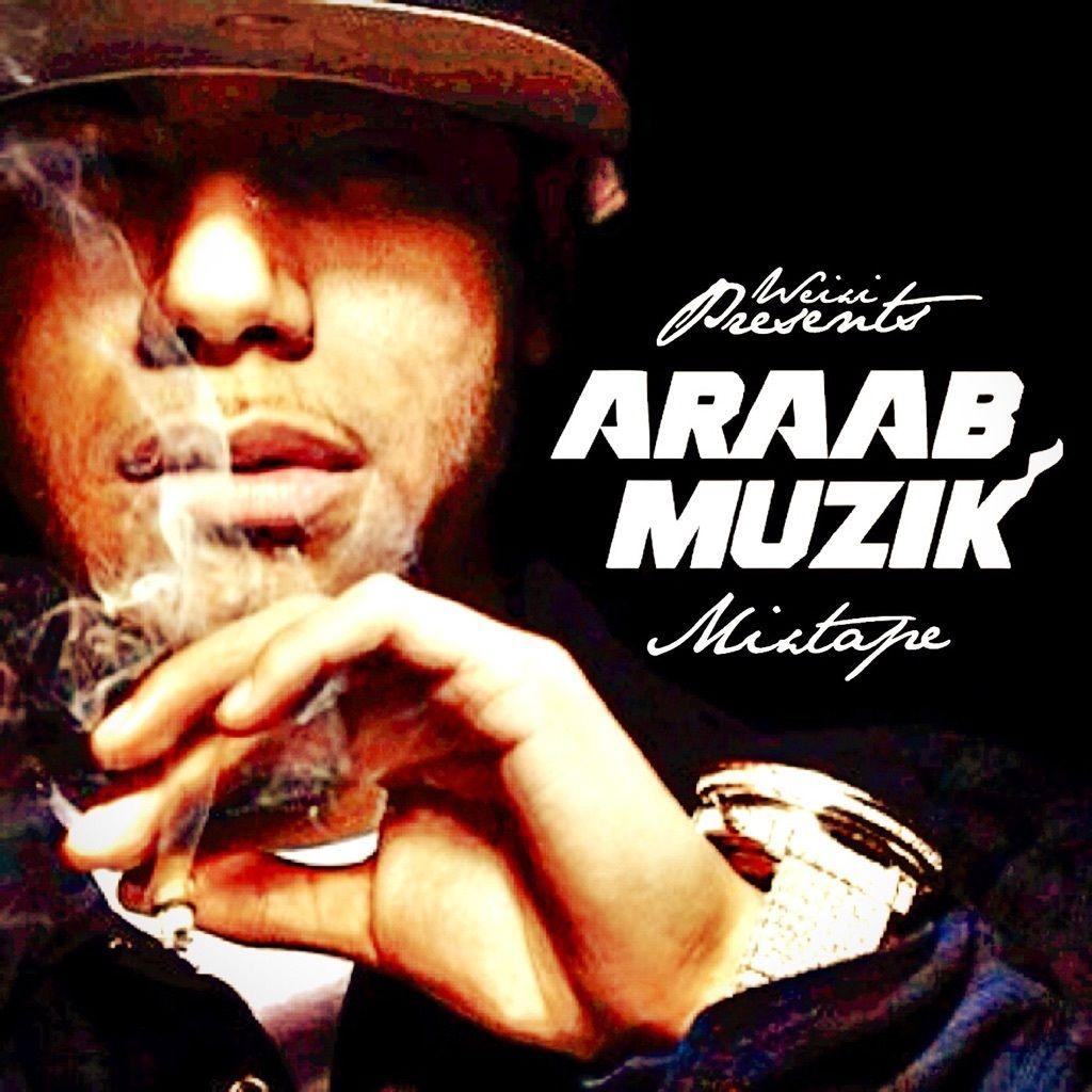 WEIXI PRESENTS / ARAAB MUZIK MIXTAPE