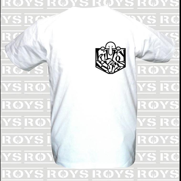 ROYS  Tシャツ(白)