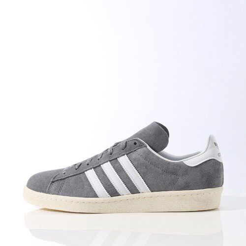 "【ラス1】adidas Originals by NIGO ""CAMPUS 80s NIGO"" (Gray)"