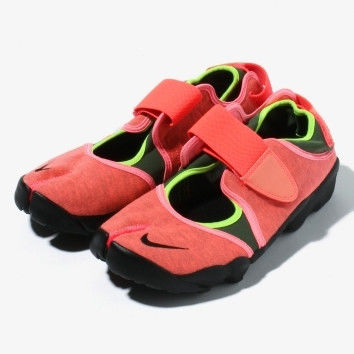 【ラス1】NIKE AIR RIFT  (HOT LAVA/BLACK-VOLT-LAVA GLOW)