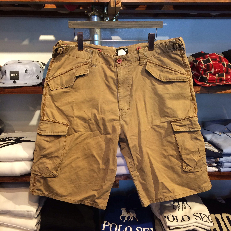 Stussy cargo shorts