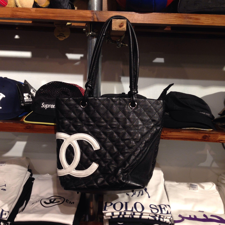 CHANEL bootleg bag