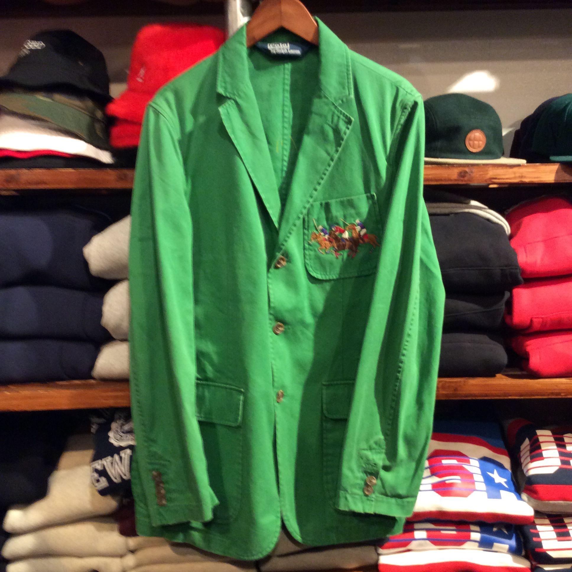 POLO RALPH LAUREN 3buttan tailored jacket