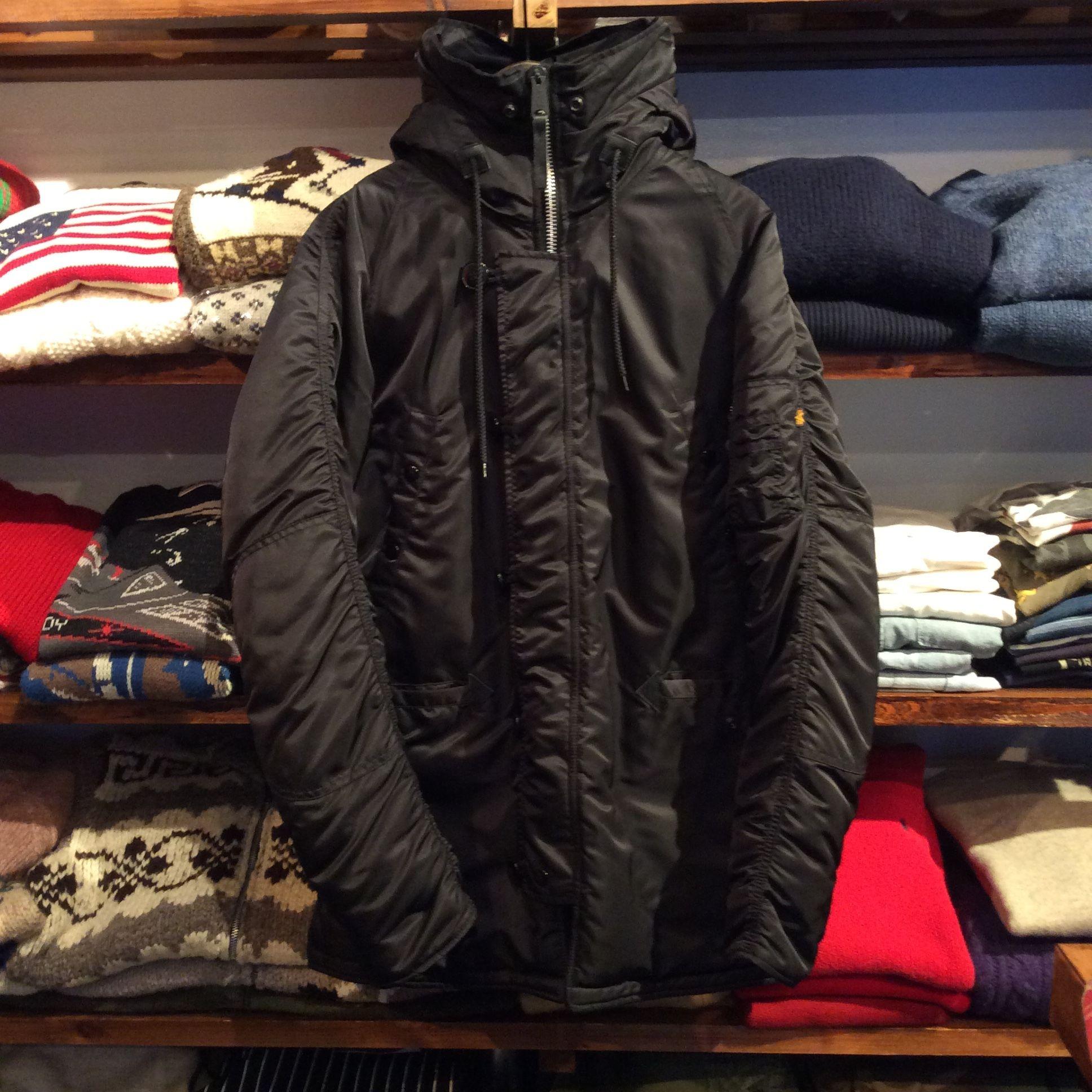 """ALPHA """"N3-B""""  jacket(L)"""