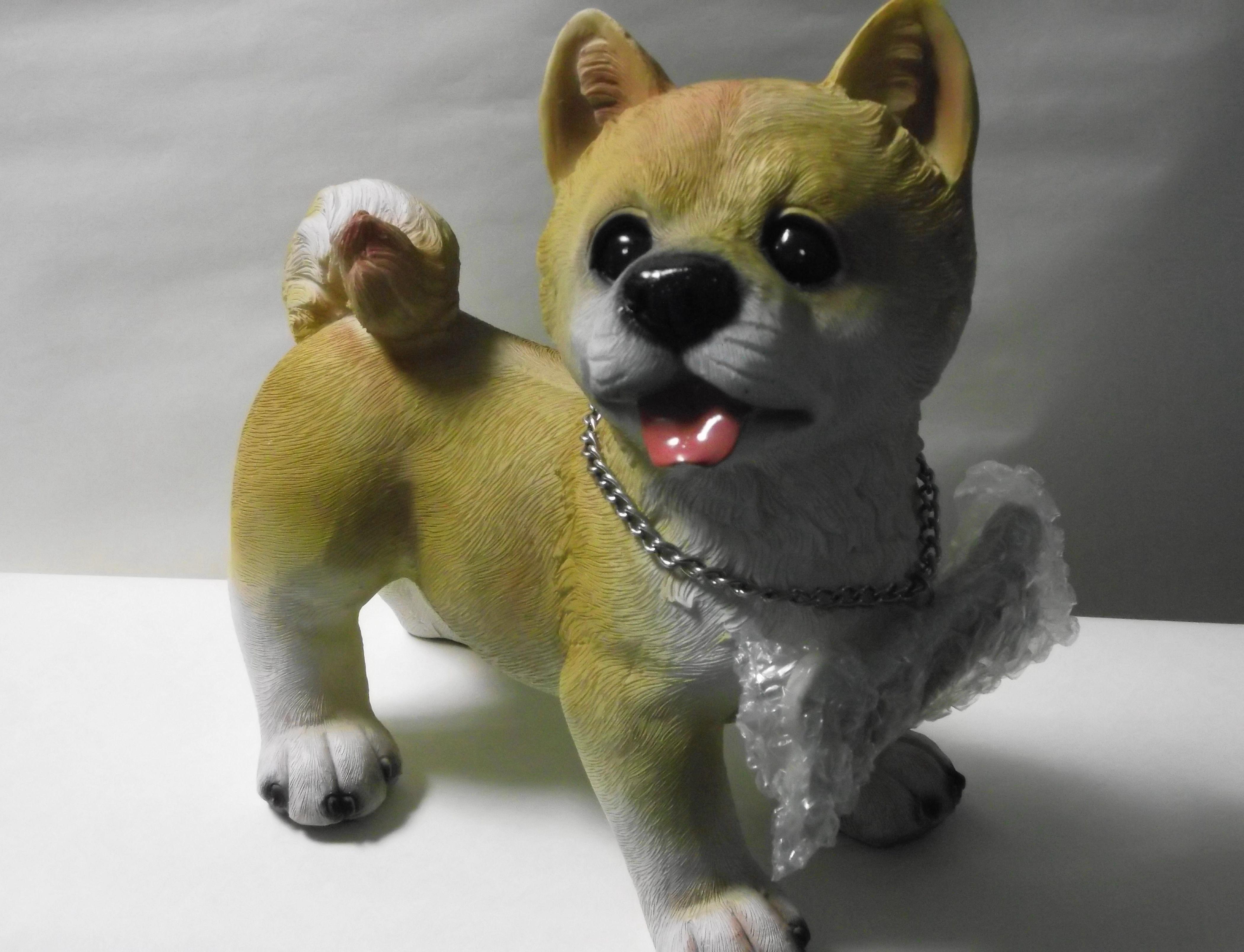 仔犬フィギュア(A36)