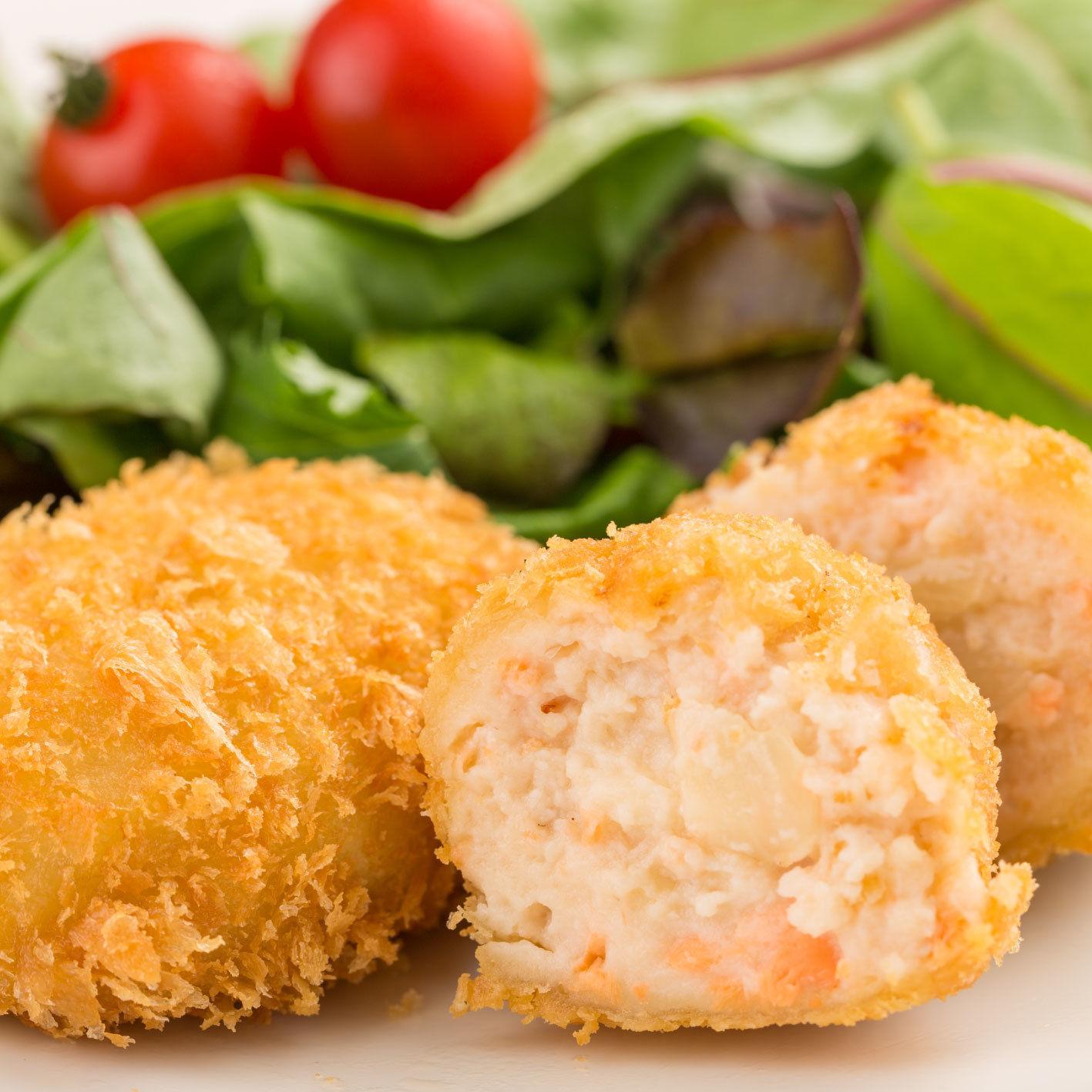 鮭クリームコロッケ(5個入)