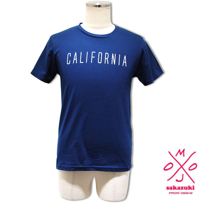 【mojo select】california Tシャツ (SURF&星条旗)
