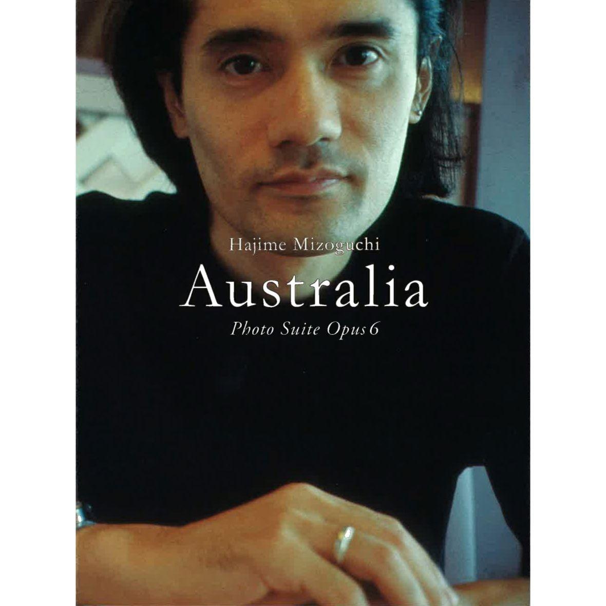 溝口肇 写真集 第6集「オーストラリア」