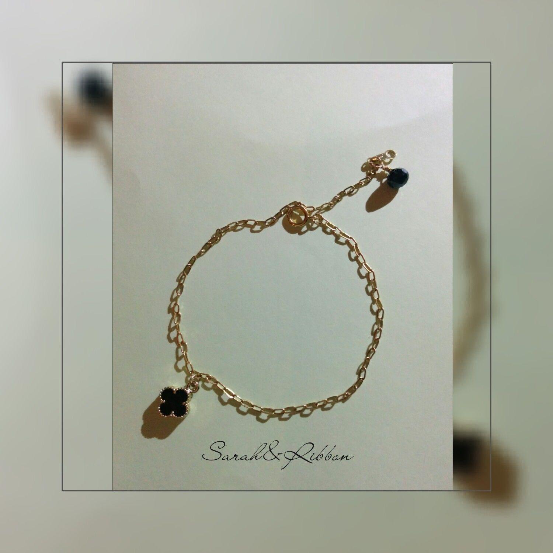 2way   fleur  bracelet&anklet