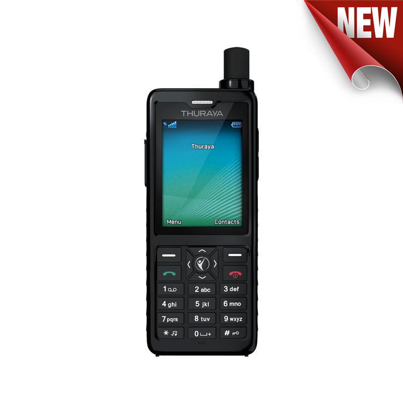 最新 Thuraya XT PRO SIMフリー GSM対応 初回限定チャージ済みSIM同梱!