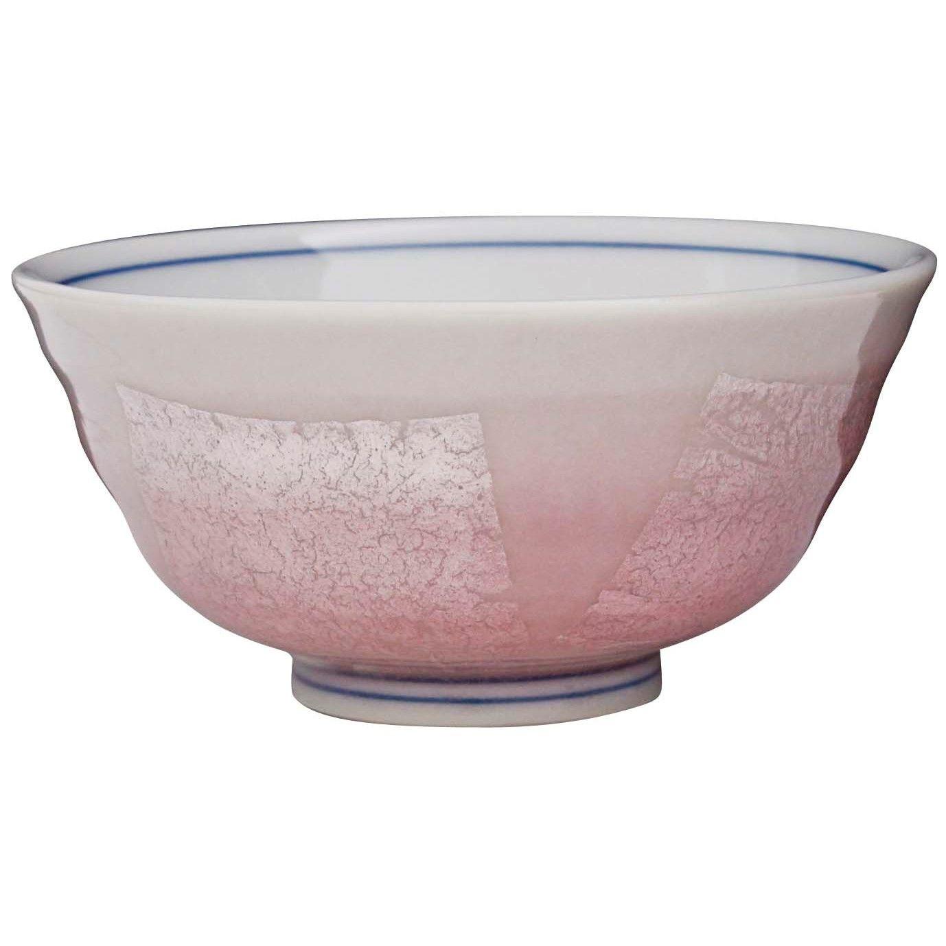 PK-21 姫碗 銀彩ピンク