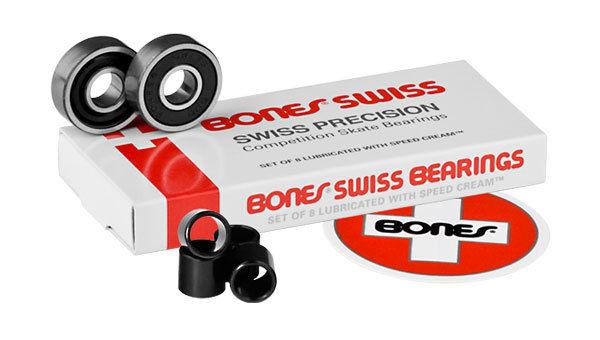 BONES Swiss bearings スケートボード ベアリング