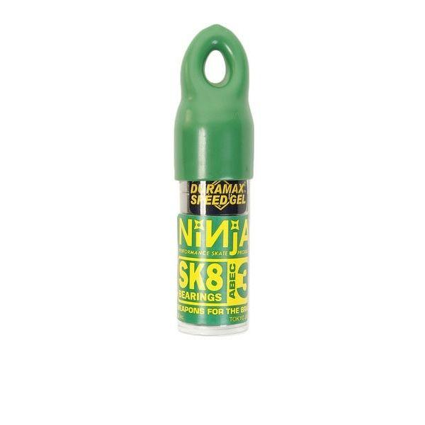 NINJA BEARING ABEC3 チューブタイプ ( OIL・8個入り )