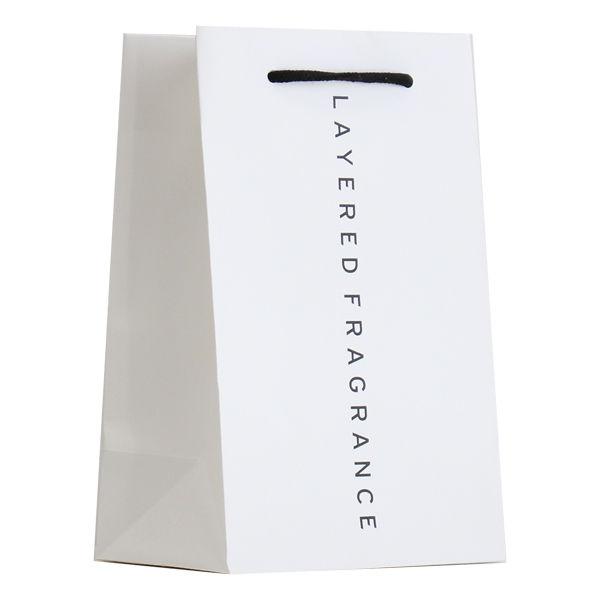 ショッピングバッグ プレゼント用ショッピングバッグ 白※包装なしバッグのみ