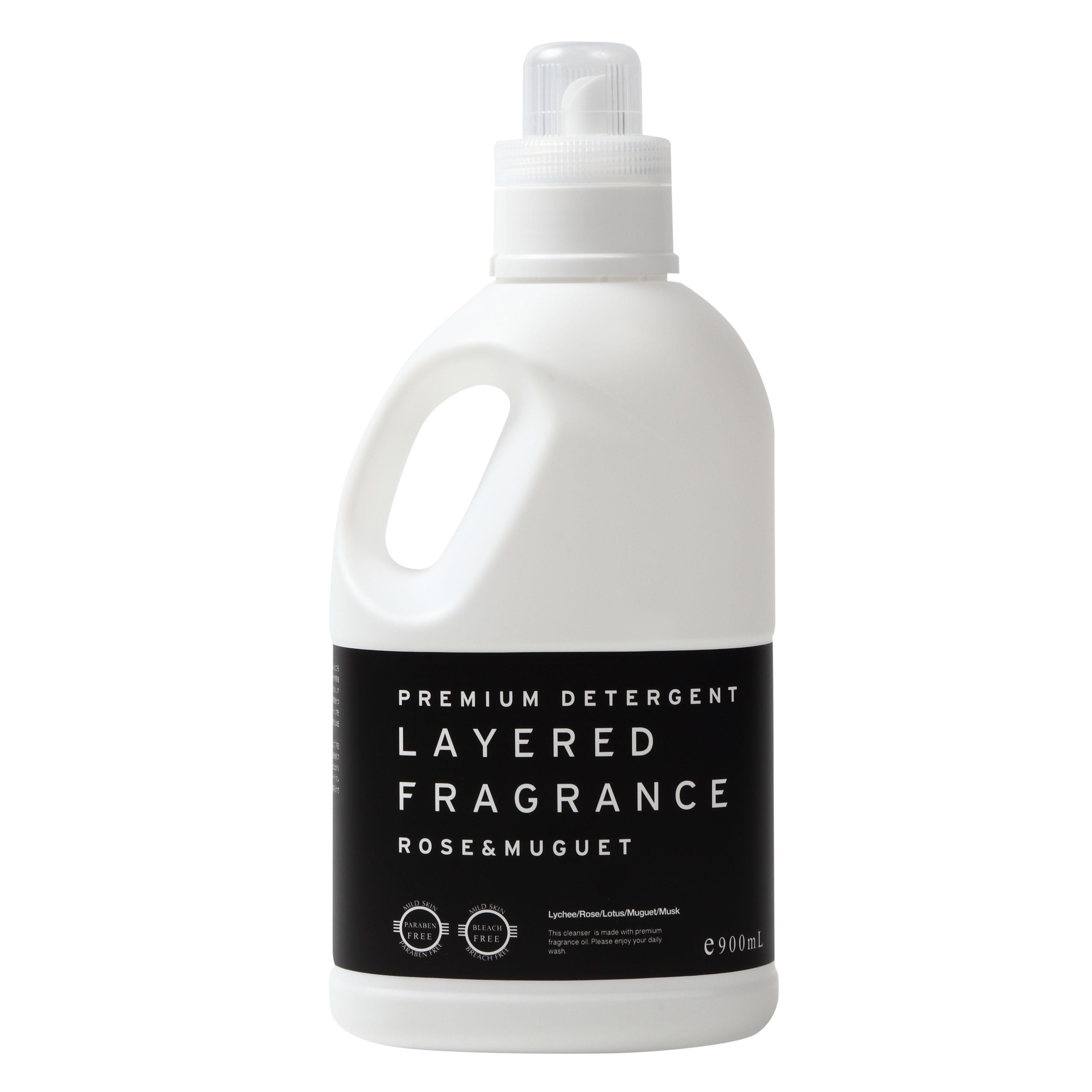 \送料無料/プレミアム デタージェント 洗濯用洗剤 900ml 3本セット / premium detergent