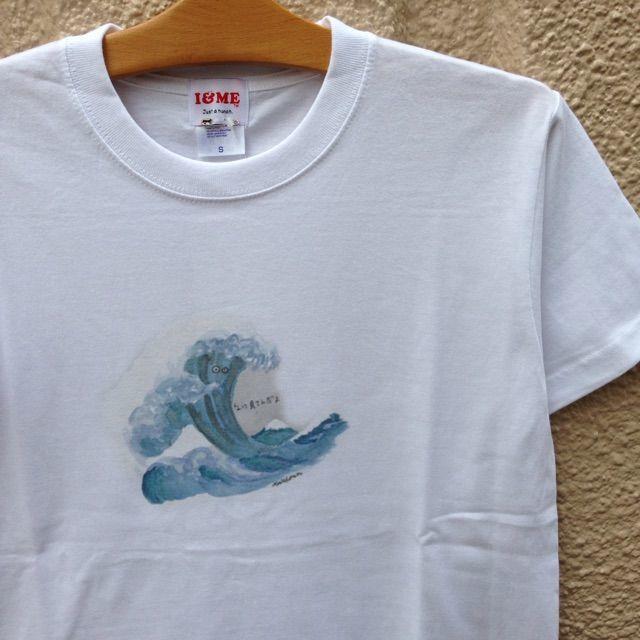 I&ME Hokusai TEE