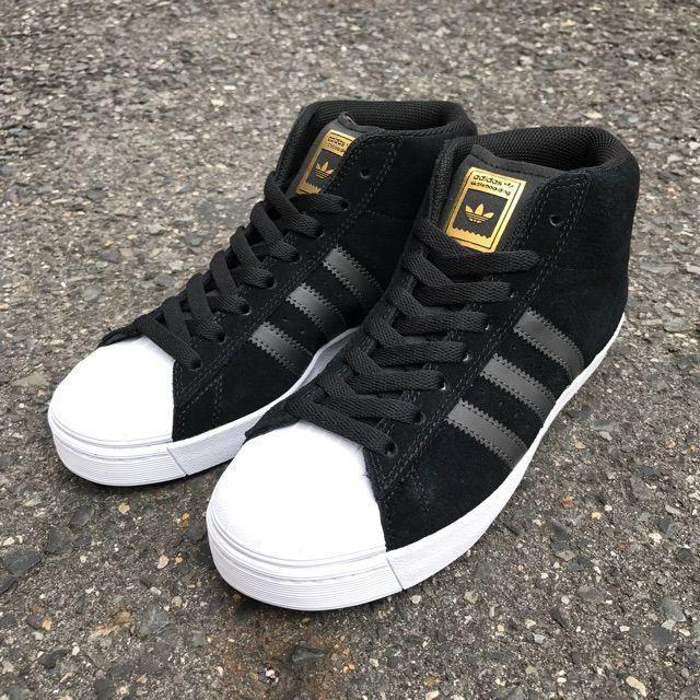 adidas Skateboarding PRO MODEL VULC ADV BLACK
