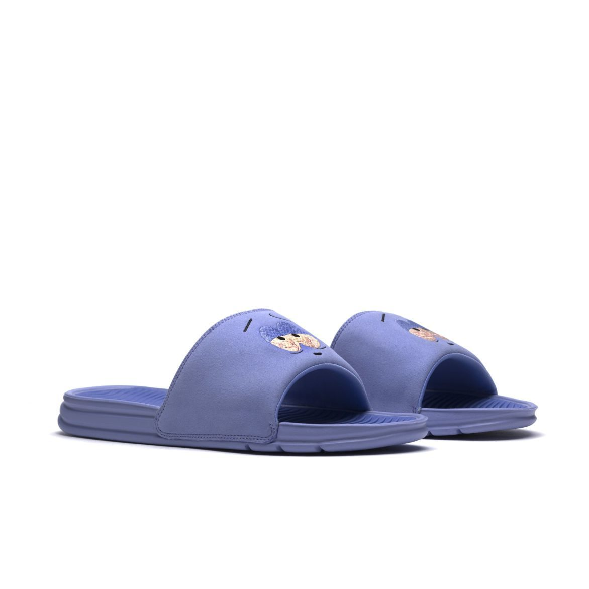 HUF×SOUTH PARK SP TOWELIE SLIDES PURPLE