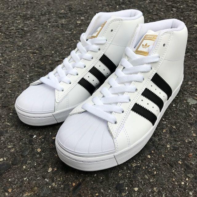 adidas Skateboarding PRO MODEL VULC ADV WHITE