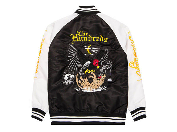 THE HUNDREDS SOUVENIR JACKET