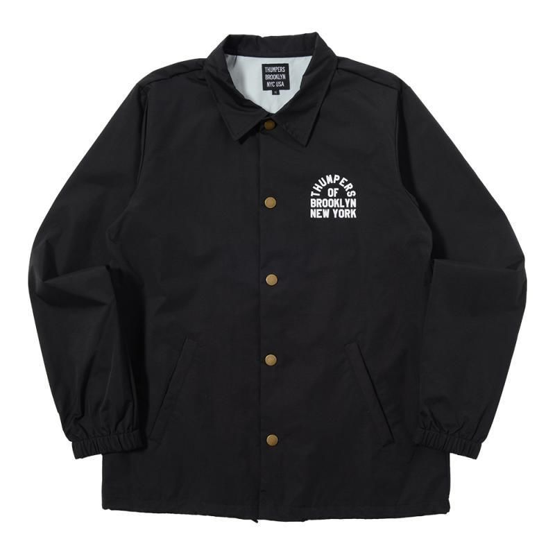 THUMPERS BROOKLYN NYC USA ADD COACHES JACKET