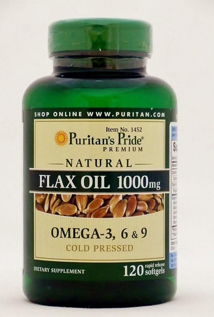 亜麻仁油オメガ3-6-9!オメガ3-6-9天然フラックスオイル1000mg120錠天然植物性オメガ3-6-9!