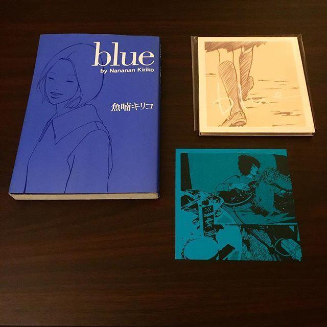 <Used> 魚喃キリコ - Blue (映画サントラCD、ポストカード付き)