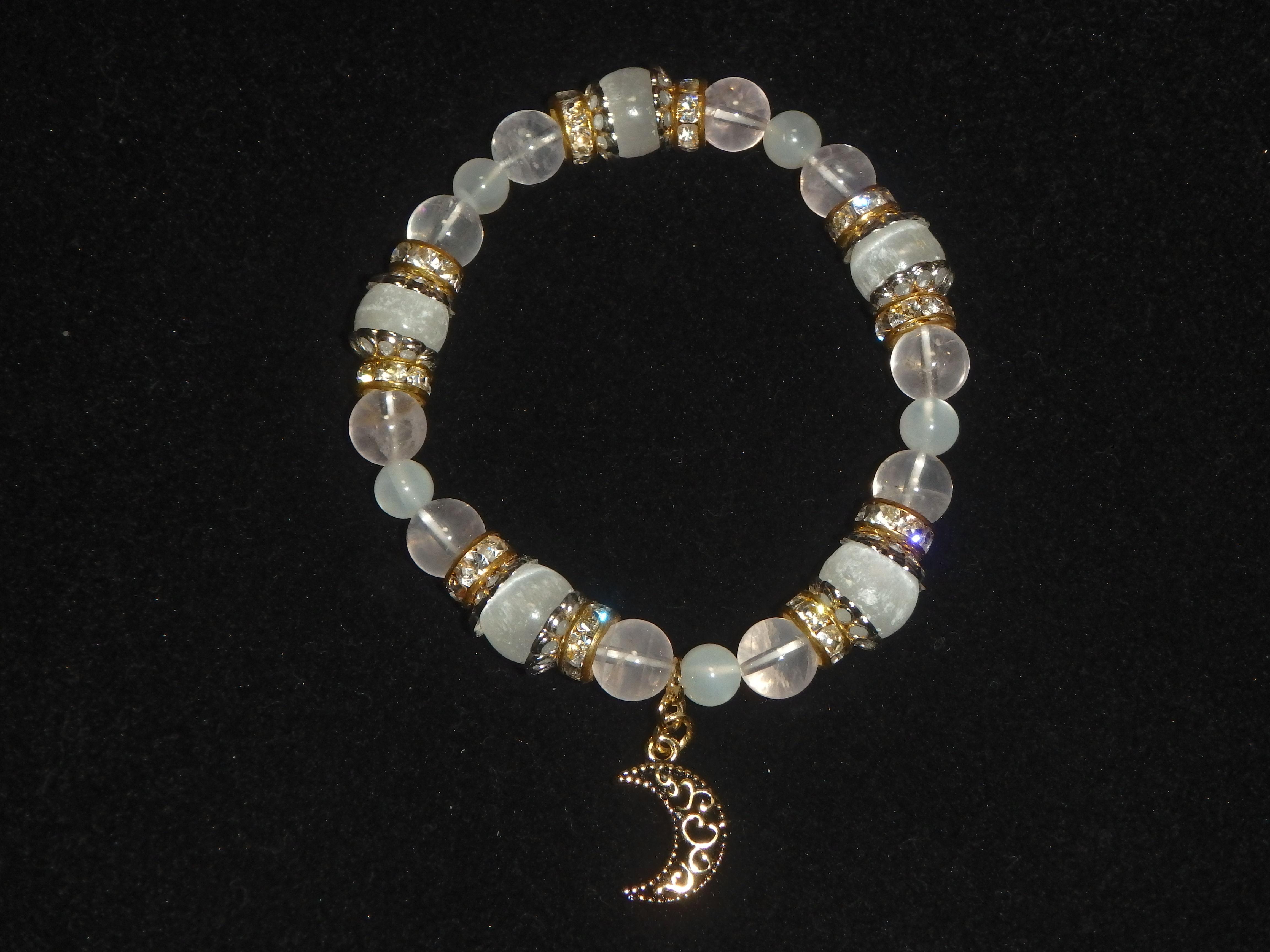「月のパワーを手に入れるOriginal Amulet Bracelet」【Luna (ルナ)】