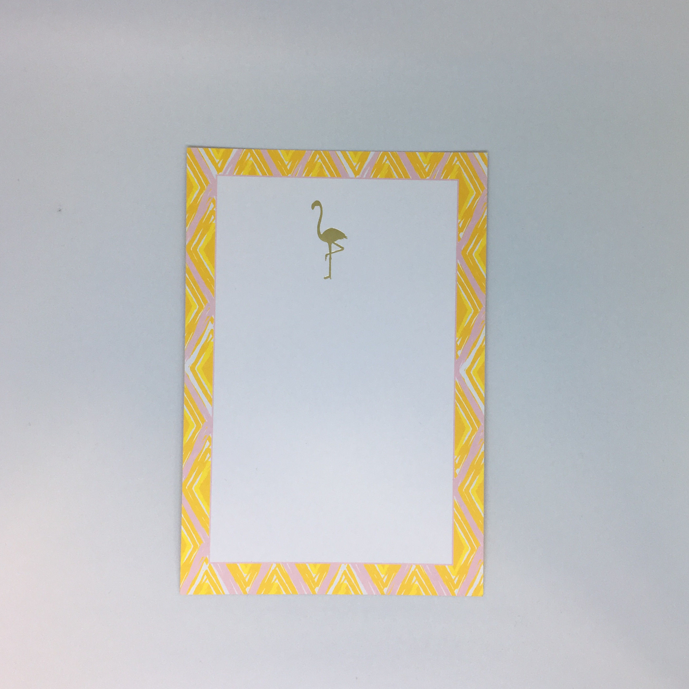 インビテーションカード(封筒付き)FLAMINGO