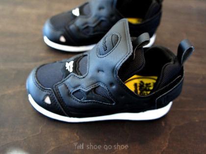 ● KID'S & BABY モデル ● Reebok (リーボック)/ VERSA PUMP FURY (バーサ ポンプフューリー) / BS6388  BLACK